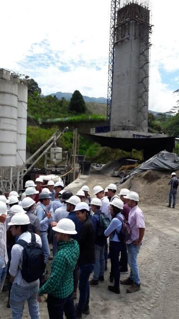 Socialización del Proyecto Segunda Calzada Ibagué